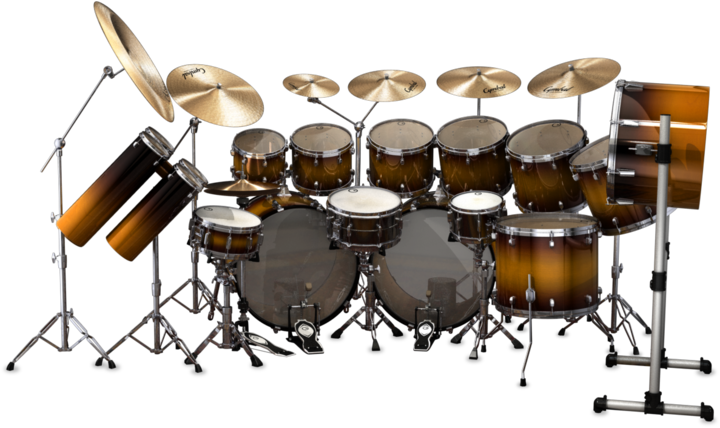 Simon Phillips Studio Drums Steinberg